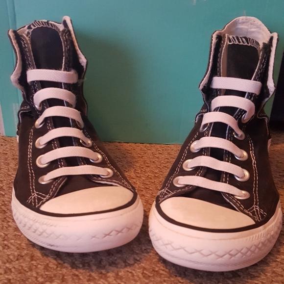Converse Chuck Taylor All Star Easy Slip High Tops